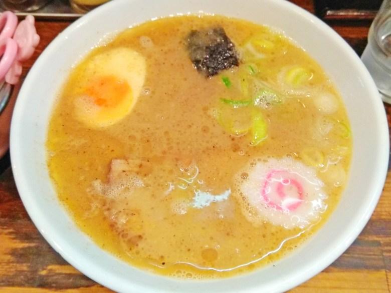 拉麵 | Ramen | 長崎大勝軒 | 日本 | 巡日旅行攝