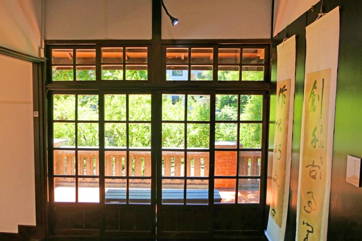 木造落地窗   大採光的日式建築   Plum Garden   Japanese Style In Taiwan   RoundtripJp