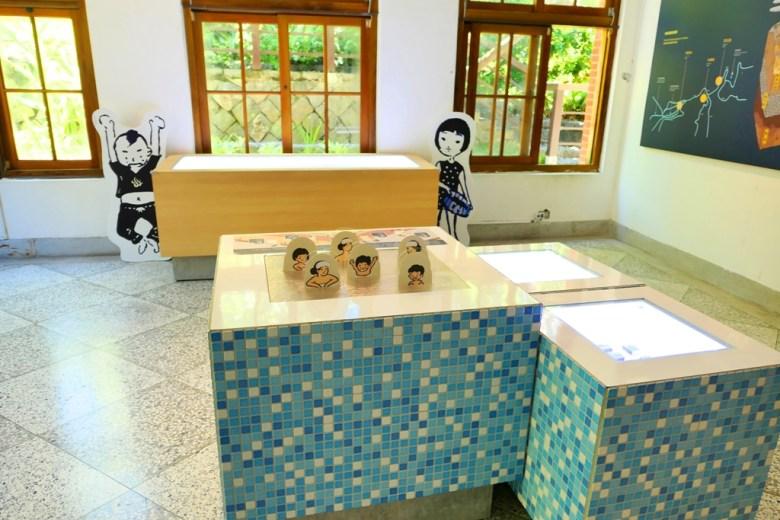 北投溫泉浴場 | 日式浴場 | Beitou Hot Spring Museum | Taipei | 巡日旅行攝