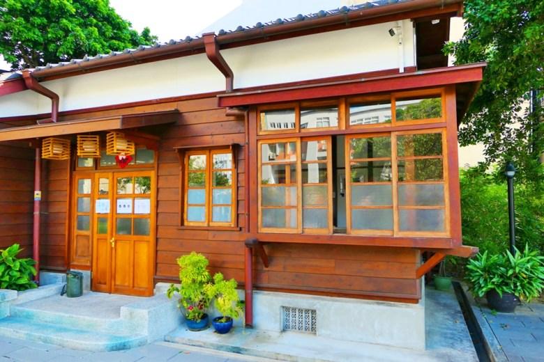 櫻花書院 | Sakura House | A棟 | 內側 | 獨棟日式宿舍建築 | 巡日旅行攝