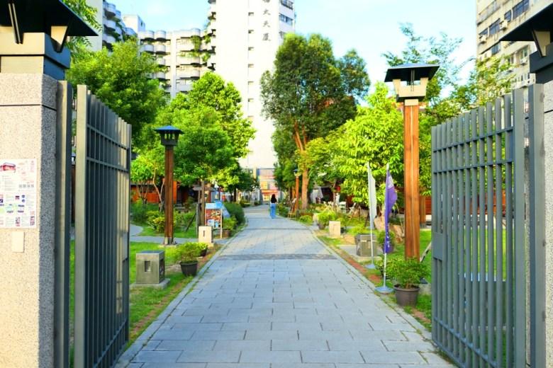 桃園77藝文町 | Taoyuan 77 Art Zone | 大門 | 民權路 | 桃園 | 臺灣 | 巡日旅行攝