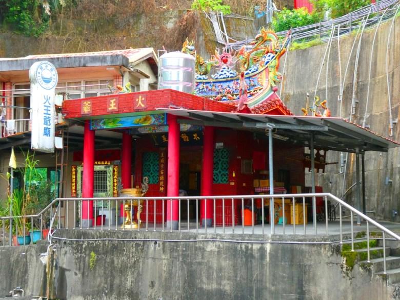 關子嶺火王爺廟 | Guanziling Huo Wangye Temple | Guanziling | 白河 | 臺南 | 臺灣 | 巡日旅行攝