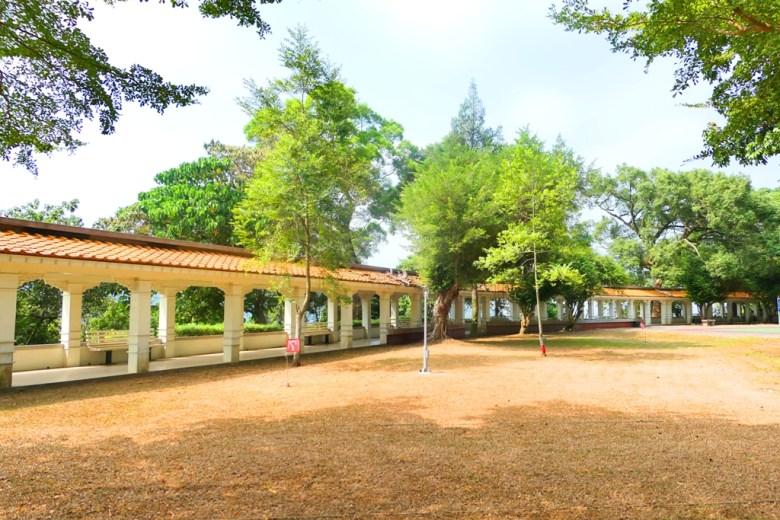 鳥瞰竹山觀景點 | 白色迴廊 | 竹山公園 | Takeyama Shrine | Zhushan | Nantou | RoundtripJp