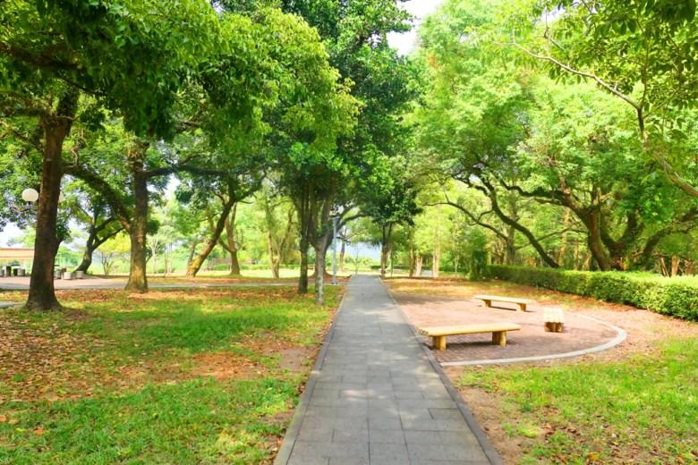清新自然的綠色環境 | 竹山神社遺跡 | 竹山 | 南投 | 臺灣 | 巡日旅行攝