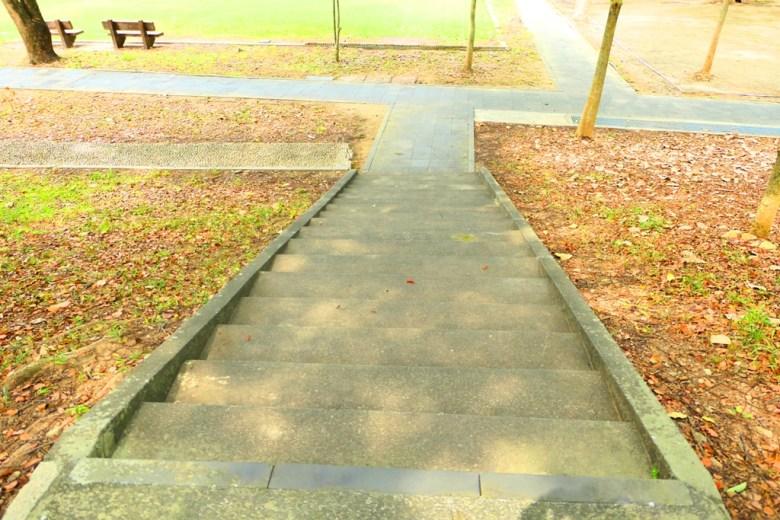 石階步道 | 竹山公園 | 竹山神社遺跡 | 竹山 | 南投 | 臺灣 | 巡日旅行攝