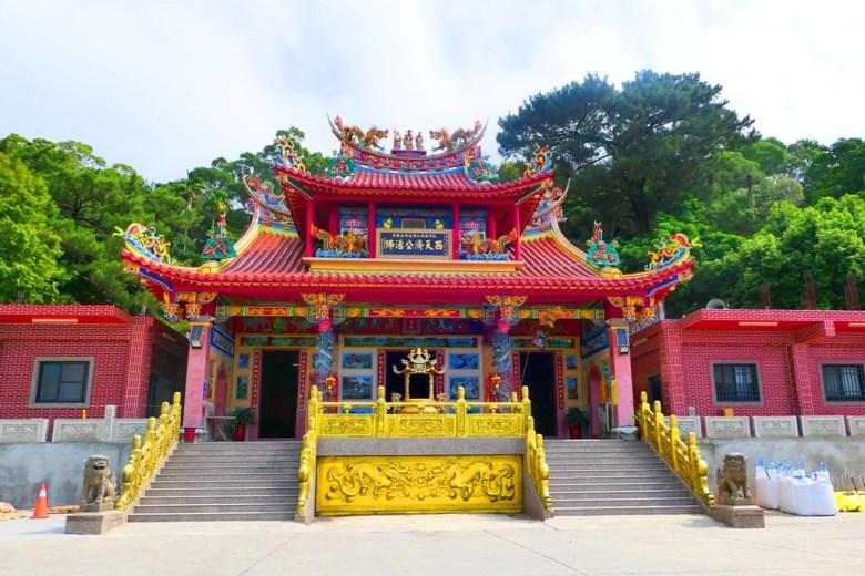 西天濟公活佛 | 濟公廟 | 林內神社原址 | 林內公園 | 林內 | 雲林 | 巡日旅行攝