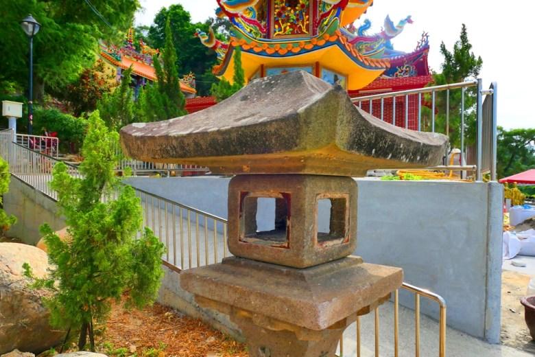 石燈籠 | 龍過脈登山入口 | 林內神社遺跡 | 林內 | 雲林 | 一抹和風 | 巡日旅行攝