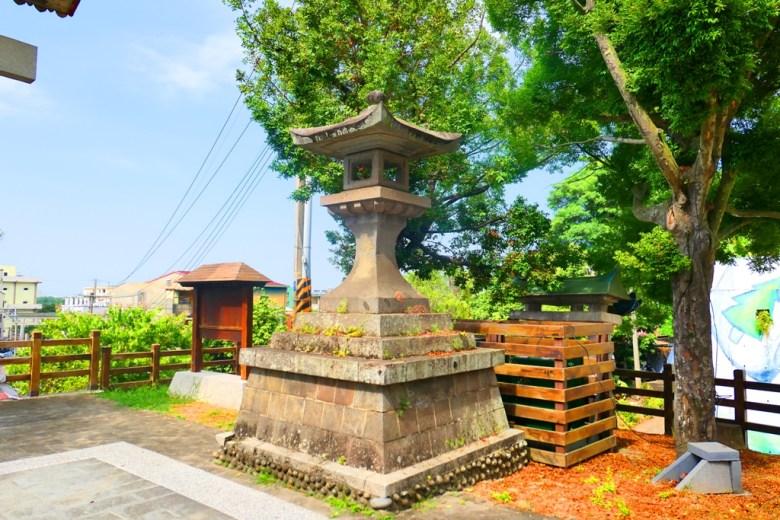 石燈籠 | 林內神社遺跡 | りんないじんじゃ | 林內 | 雲林 | 臺灣 | 巡日旅行攝