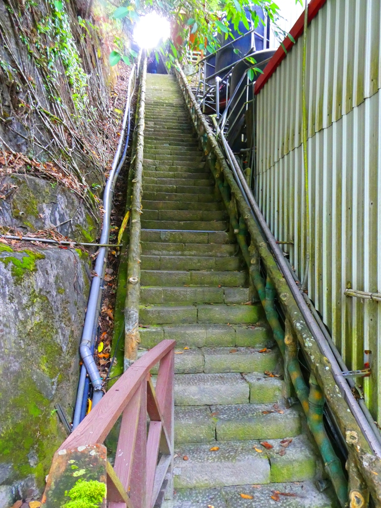 舊好漢坡 | 三百棧 | 男人の坡 | 高聳而險峻 | 關子嶺 | 臺南 | 臺灣 | 巡日旅行攝