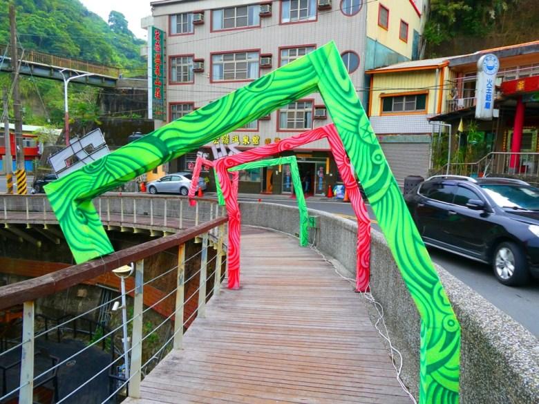 火王爺廟前 | 天梯旁 | 舊好漢坡旁 | 和風彩繪步道 | 關子嶺 | 臺南 | 臺灣 | 巡日旅行攝
