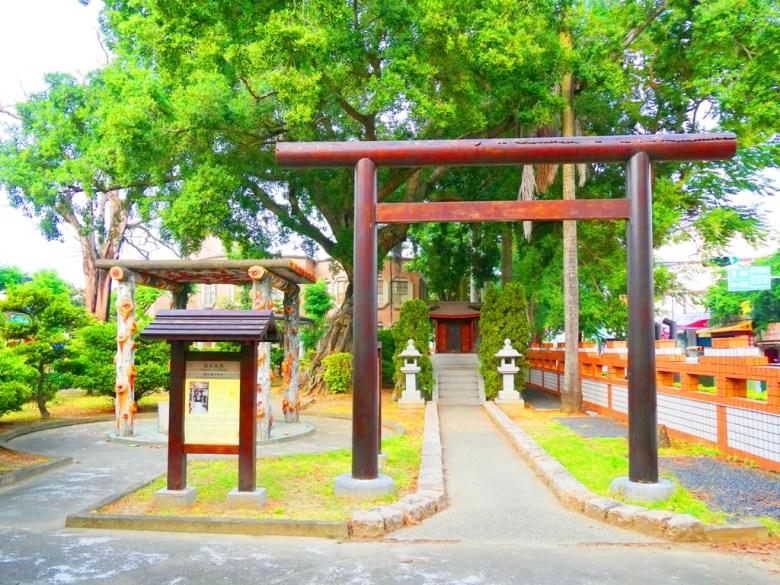 神社前鳥居 | 迷你而別緻 | 榕樹下神社| 台南市 | Tainan | 和風巡禮 | 巡日旅行攝