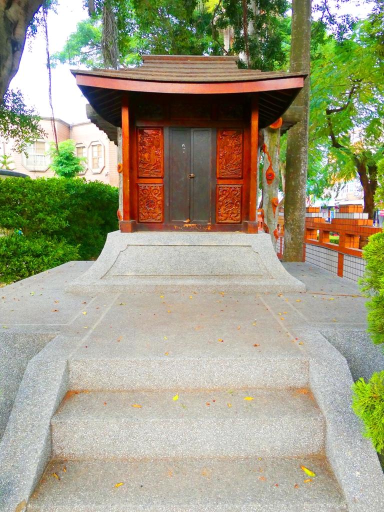 由檜木打造的鹽水神社 | 小巧別緻 | 鹽水區 | Yanshuei District | 台南市 | Tainan | 巡日旅行攝