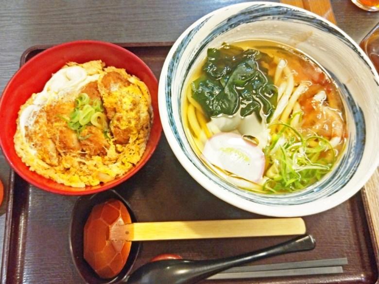 多彩日本 | 日本杵屋手打烏龍麵 | 日本美食 | 巡日旅行攝