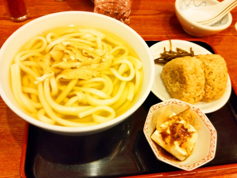 Colorful Japan   日本豆皮烏龍麵   Japanese foods   RoundtripJp