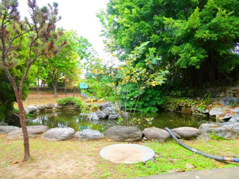 朴子藝術公園 | 公園水池 | 東石 | 朴子 | 嘉義 | 巡日旅行攝