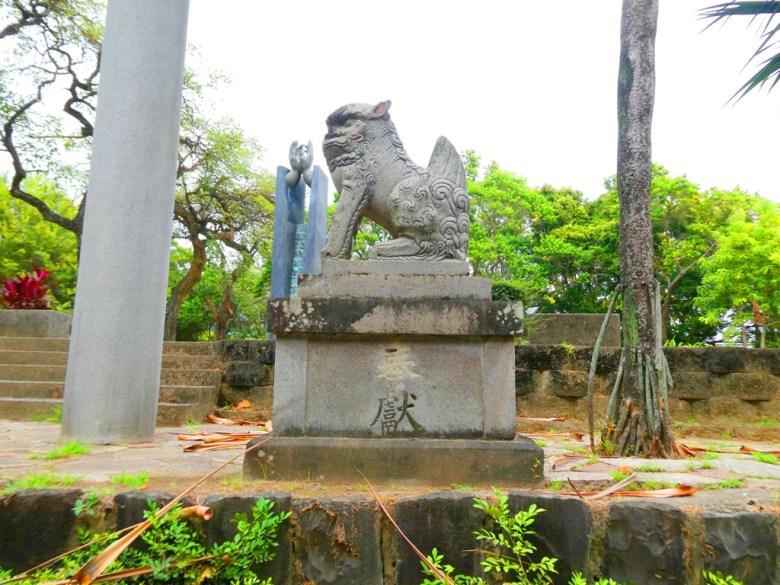 狛犬 | 東石神社 | 朴子藝術公園 | Dongshi | Puzi | Chiayi | RoundtripJp
