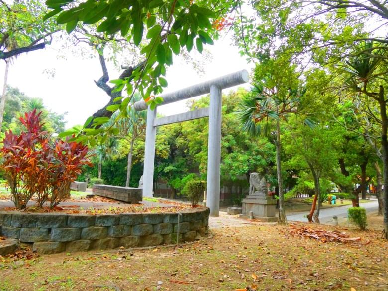 東石神社 | 狛犬 | 石鳥居 | 東石 | 朴子 | 嘉義 | 巡日旅行攝