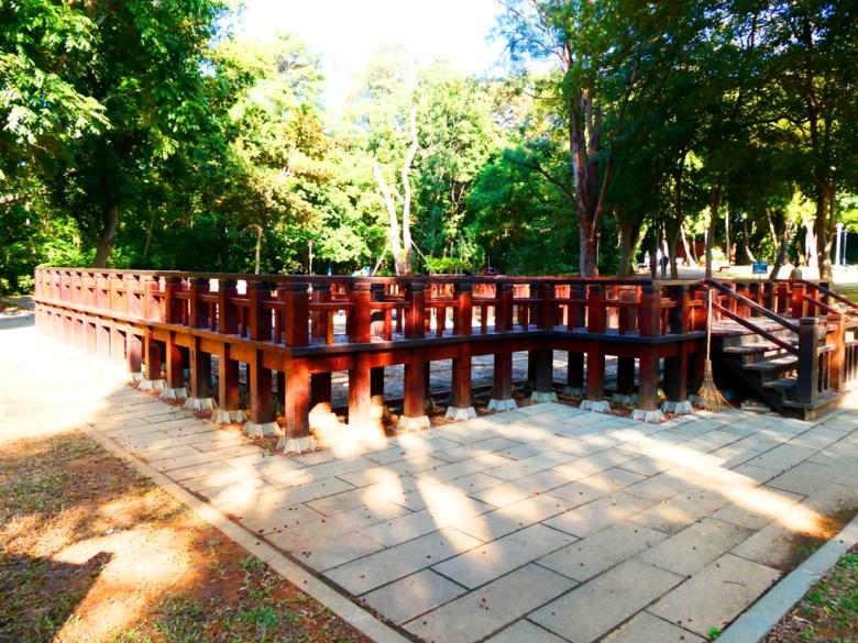 第一代嘉義神社遺跡 | 清幽綠樹環境下 | かぎじんじゃ | Chiayi Shrine | Chiayi | 巡日旅行攝