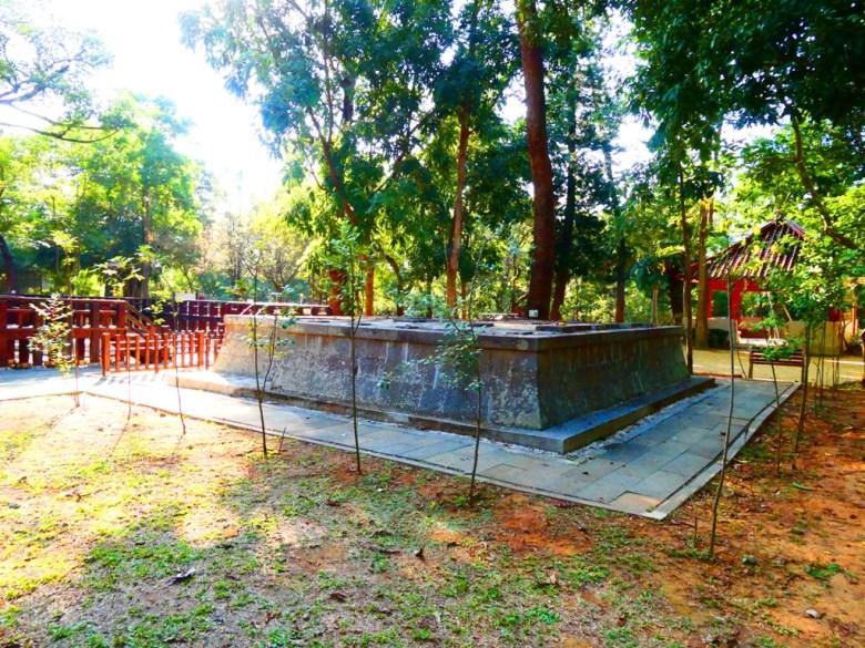 第一代嘉義神社遺跡 | 清幽嘉義公園內 | 嘉義 | Chiayi | 臺灣 | Taiwan | 巡日旅行攝