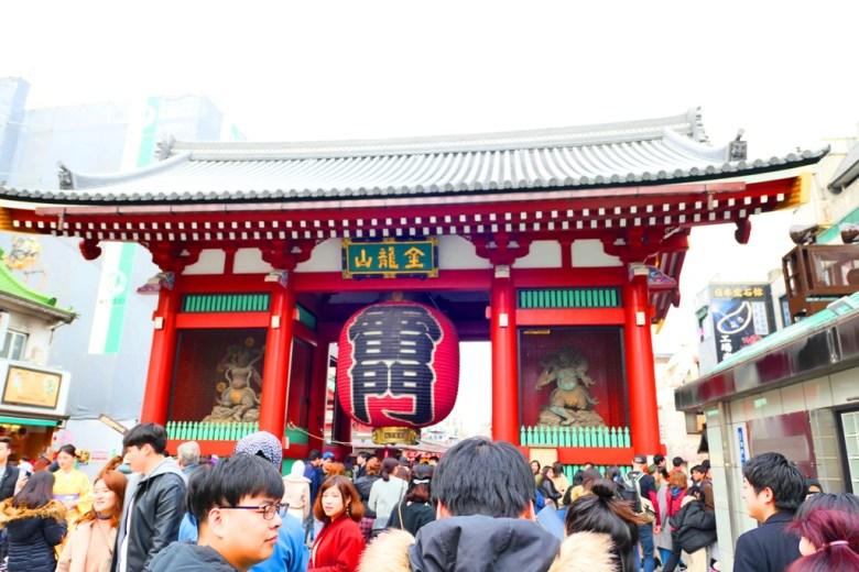 多彩日本 | 東京都 | 淺草寺 | 日本 | 巡日旅行攝