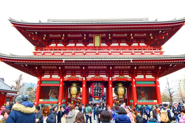 Colorful Japan | 東京都 | 淺草寺 | Japan | RoundtripJp