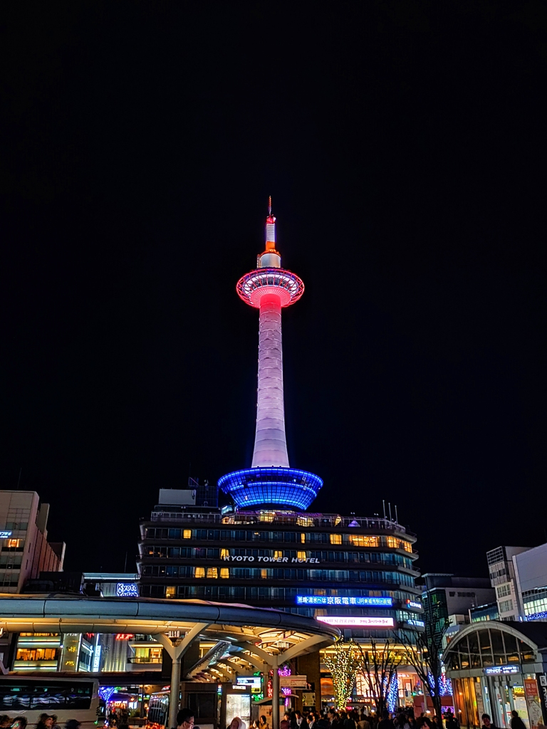 Colorful Japan | 京都府 | 京都市夜景 | 日本黑色景點10選 | RoundtripJp