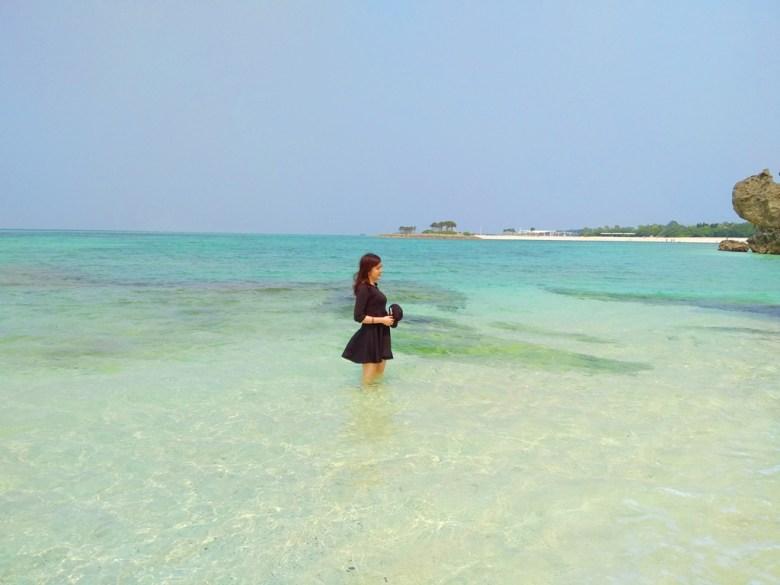 多彩日本 | 沖繩縣 | 翡翠海灘 | 日本白色景點10選 | 巡日旅行攝