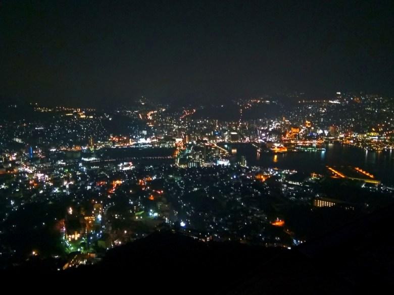 多彩日本 | 長崎縣 | 稻佐山夜景 | 日本黑色景點10選 | 巡日旅行攝