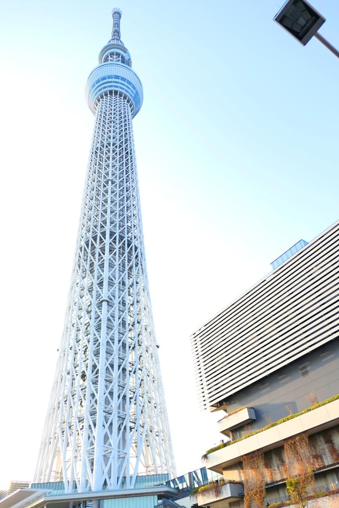多彩日本 | 晴空塔 | 東京 | 日本景點 | TOP10 | 巡日旅行攝