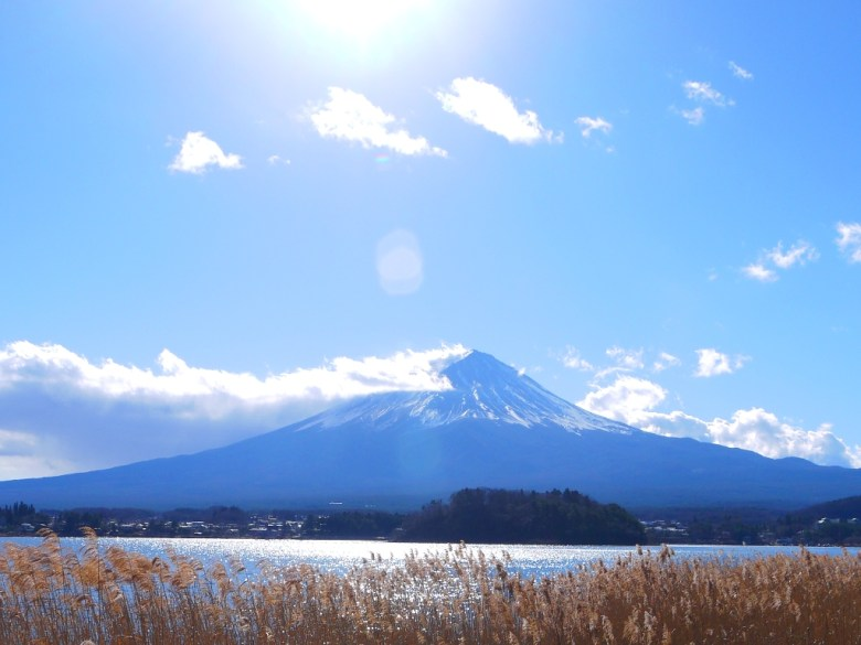 多彩日本 | 山梨縣 | 富士山 | 日本白色景點10選 | 巡日旅行攝
