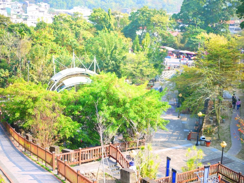 鳥瞰梅山公園 | 綠樹包圍 | 空氣清新 | メイシャンこうえん | 梅山公園 | 梅山 | 嘉義 | RoundtripJp