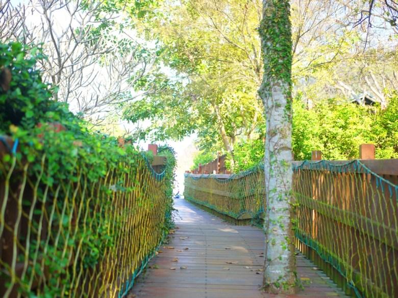 充滿自然的綠色步道 | 木造坡道 | 舊泰安車站 | 泰安 | 苗栗 | Taian | Miaoli | 巡日旅行攝