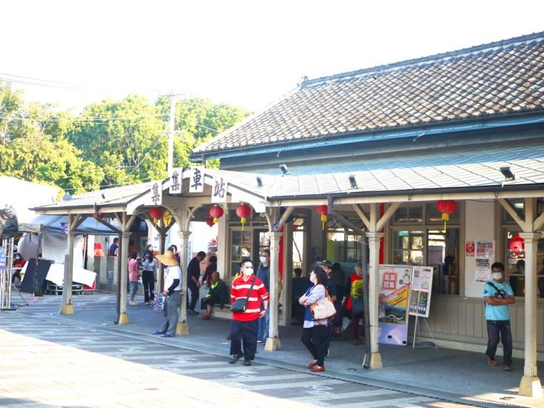 日式木造車站 | 古色古香 | 臺灣旅人 | 日本味 | 集集 | 和風臺灣 | 巡日旅行攝