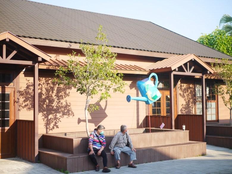 悠閒的車站風光 | 臺灣旅人 | 溫潤的木造車站 | 集集 | 南投 | しゅうしゅうえき | 巡日旅行攝