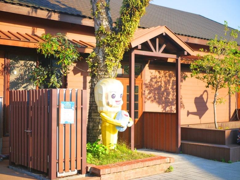 日式木造車站 | 吉祥物 | 網美景點 | 日本味 | 集集 | 南投 | しゅうしゅうえき | 巡日旅行攝
