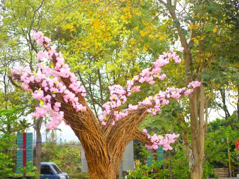 河津櫻裝置藝術 | 櫻花裝置藝術石馬公園 | Shih Ma Park | 櫻花公園 | 日式公園 | 巡日旅行攝