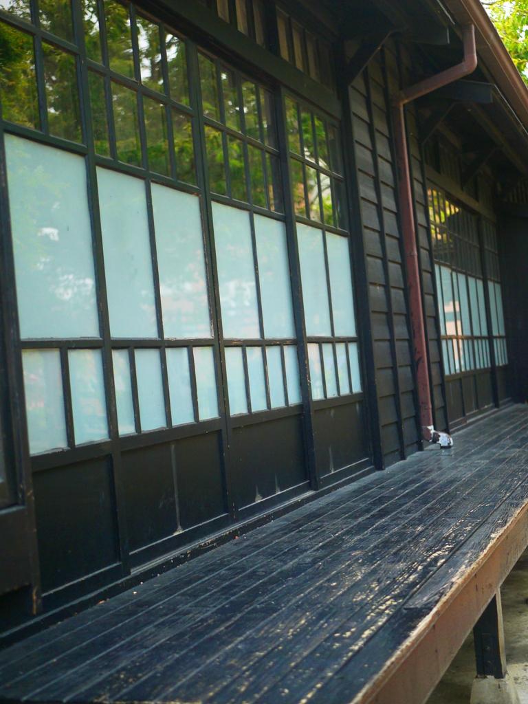 濃濃和風韻味的日式宿舍 | 網美拍照景點 | 山腳國小 | 苑裡 | 苗栗 | ユエンリー | ミアオリー | 巡日旅行攝