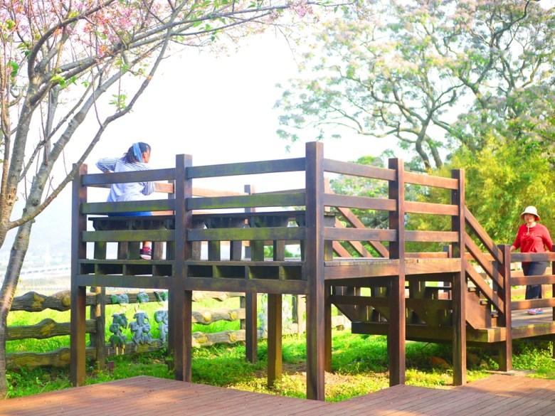 展望臺 | 可遠眺後龍溪 | 客屬大橋 | 銅鑼環保公園 | 銅鑼 | 苗栗 | トンルオ | ミアオリー | Tongluo | Miaoli | RoundtripJp