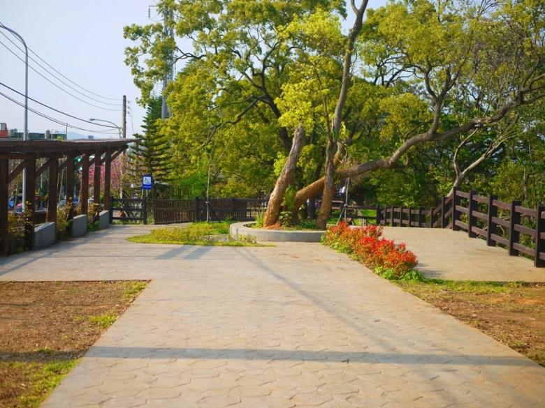 舒適平緩的公園步道與環境 | 適合全家大小親子旅遊 | 綠樹自然 | 銅鑼 | 苗栗 | トンルオ | ミアオリー | 巡日旅行攝