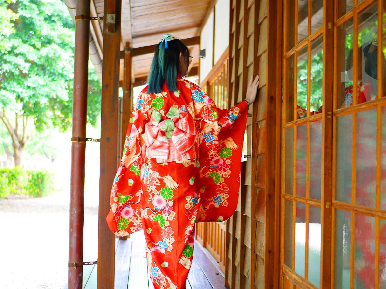 濃烈的日本風情 | 彷彿置身在日本京都的感覺 | 清水公學校日式宿舍群 | 清水 | 台中 | チンシュイ | タイジョン | RoundtripJp