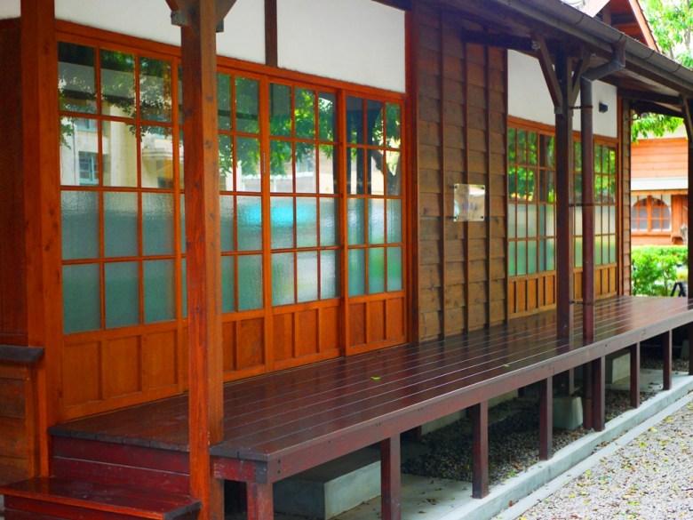 日式木造建築 | 網美景點 | 清水公學校日式宿舍群 | 清水 | 台中 | チンシュイ | タイジョン | RoundtripJp