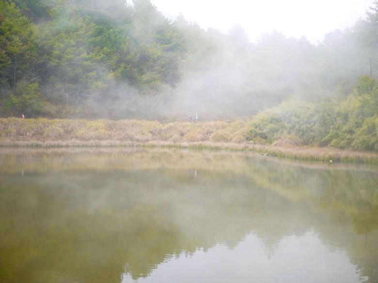 雲霧繚繞 | 天池 | 臺灣旅人 | 大雪山 | 大雪山國家森林遊樂區 | 和平 | 台中 | 巡日旅行攝