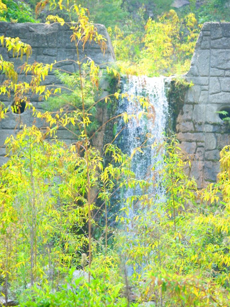山泉水 | 小瀑布 | 奧萬大國家森林遊樂區 | レンアイ | ナントウ | 巡日旅行攝