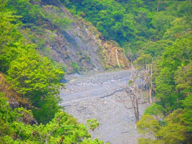 從吊橋處鳥瞰奧萬大 | 奧萬大國家森林遊樂區 | レンアイ | ナントウ | RoundtripJp