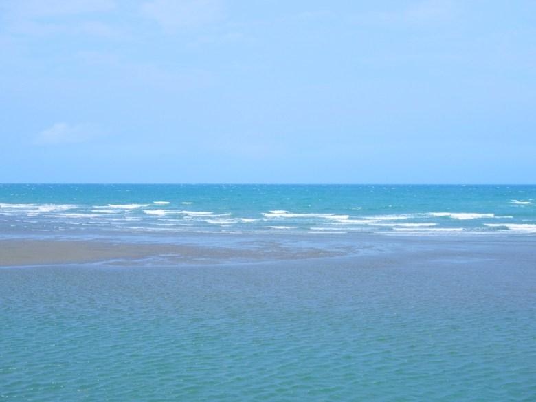 蔚藍西海岸   藍色大海   陽光燦爛   秘境海灘   ユエンリー   ミアオリー   和風巡禮   巡日旅行攝