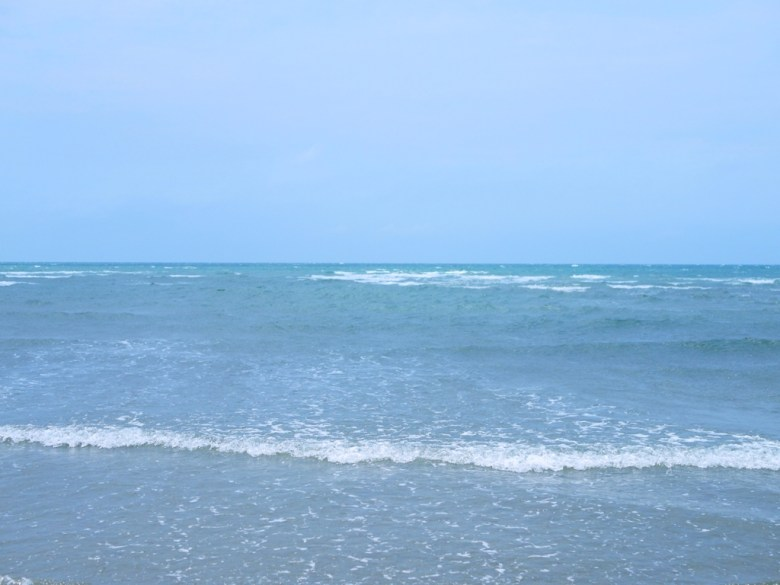 天海一線   海平面   海平線   全台最美濱海公路旁   ユエンリー   ミアオリー   巡日旅行攝
