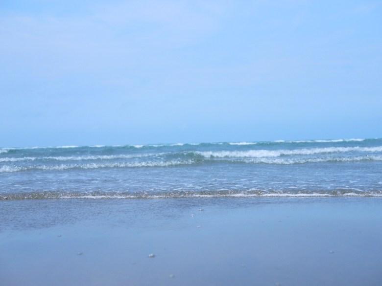 透明感的海水   清澈清涼   藍天藍海   沖繩味   ユエンリー   ミアオリー   巡日旅行攝
