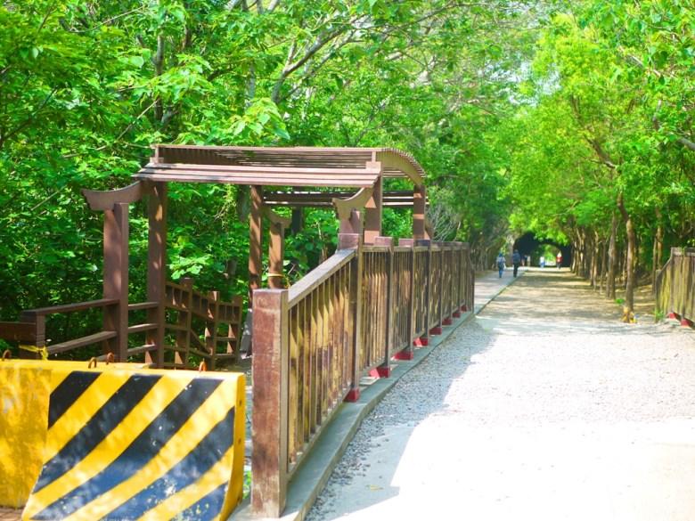 造型木橋 | 前為崎頂一號隧道 | チーディン | ジューナン | ミアオリー | 巡日旅行攝