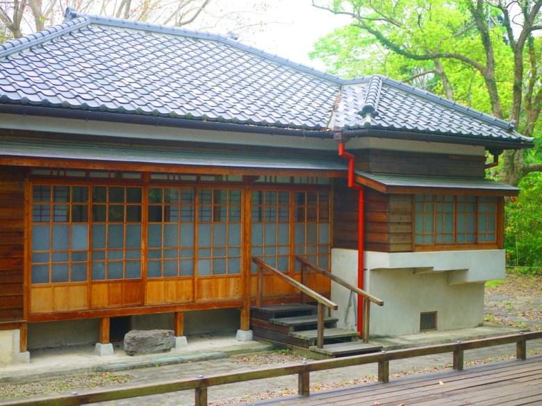 日式宿舍後方 | 和風景點 | 網美景點 | 哪個角度都能拍出日本味 | Nanzhuang | Miaoli | ナンジュアン | ミアオリー | 巡日旅行攝