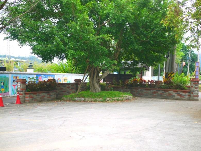被改建為停車場的原日式宿舍空間 | 南庄南埔國小舊日式宿舍 | Nanzhuang | Miaoli | ナンジュアン | ミアオリー | 巡日旅行攝
